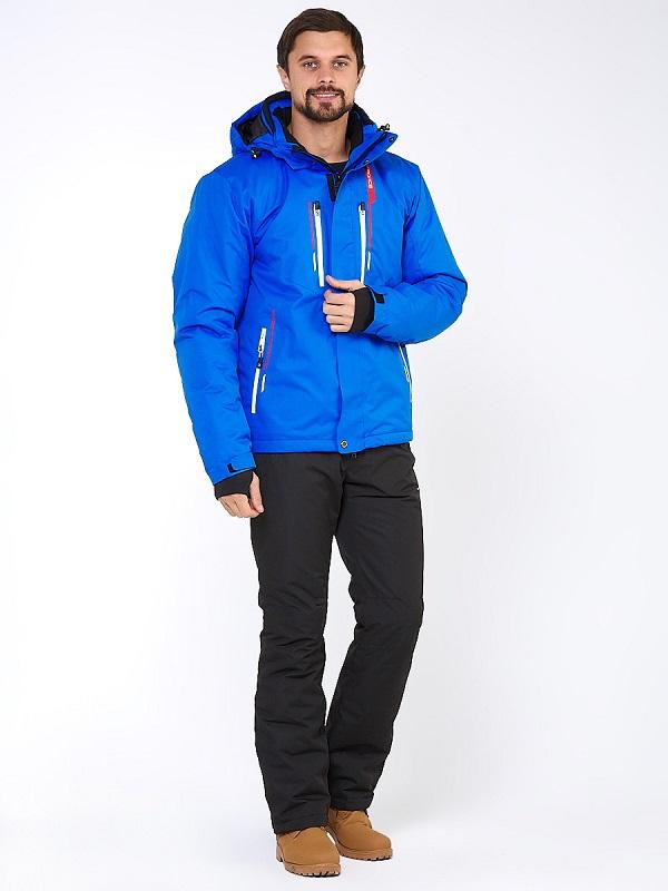 Лёгкий лыжный костюм