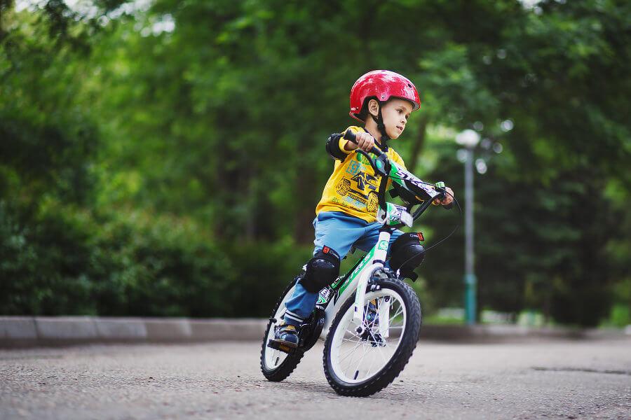 Как выбрать детский велосипед по росту