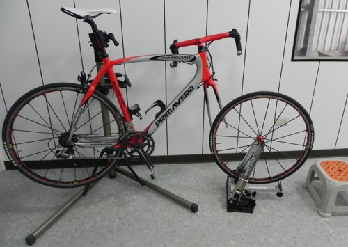 Процесс апгрейда велосипеда