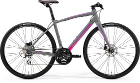 Велосипед Merida Speeder 100 Juliet (2019) Grey Pink