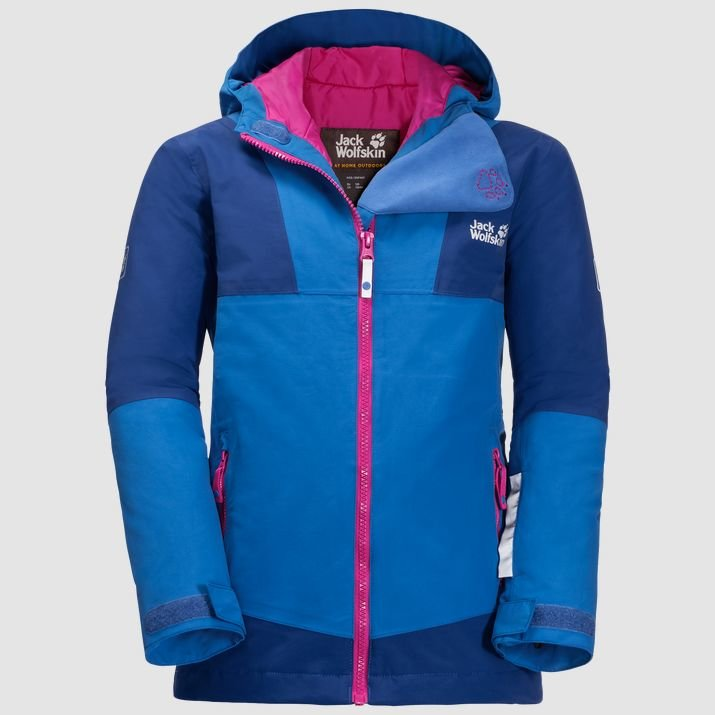 КУРТКА ДЕТСКАЯ JACK WOLFSKIN SNOWSPORT JACKET KIDS