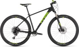 Велосипед Cube Acid Eagle 27.5 (2019) Black Flashgreen