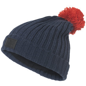 Шапка Rip Curl Pompom JR Beanie (Dress Blue)