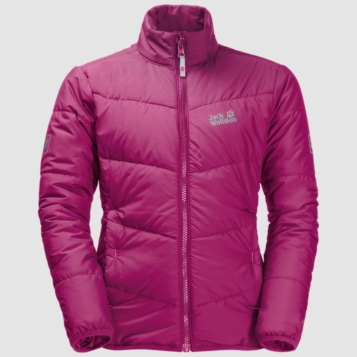 КУРТКА ДЕТСКАЯ JACK WOLFSKIN KOKKOLA JACKET GIRLS
