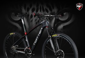 Велосипед Twitter MTB LEOPARD_RS M7100-12S Red