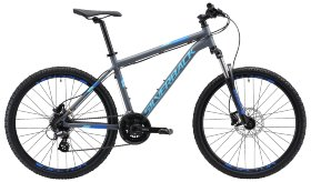 Велосипед Silverback Stride Comp 26 (2019) Grey Blue