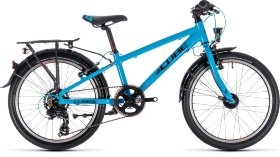 Велосипед Cube Kid 200 Street (2019) Blue Black