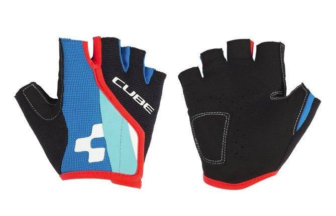 Перчатки Cube Handschuhe Junior Race Eazy SF Action Team (CUBE 11934)