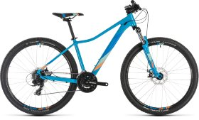 Велосипед Cube Access WS 27.5 (2019) Reefblue