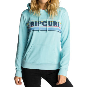 Толстовка Rip Curl Big Mumma Hooded Fleece (Blue Topaz)