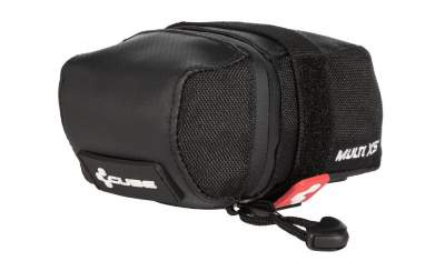 Сумка Cube Saddle Bag Multi black XS (CUBE 12011)