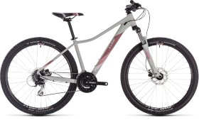 Велосипед Cube Access WS EAZ 27.5 (2019) Lightgrey Rose