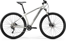 Велосипед Merida Big.Nine 80 (2020) Matt Titan Black Silver