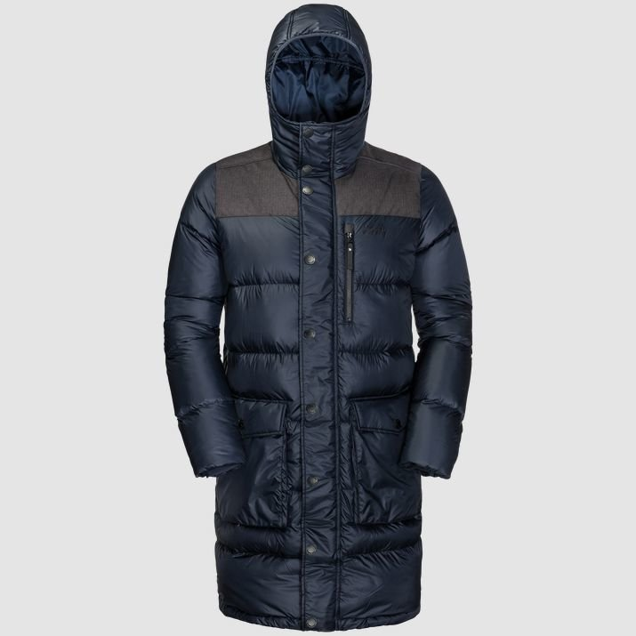 ПАЛЬТО JACK WOLFSKIN RICHMOND COAT MEN