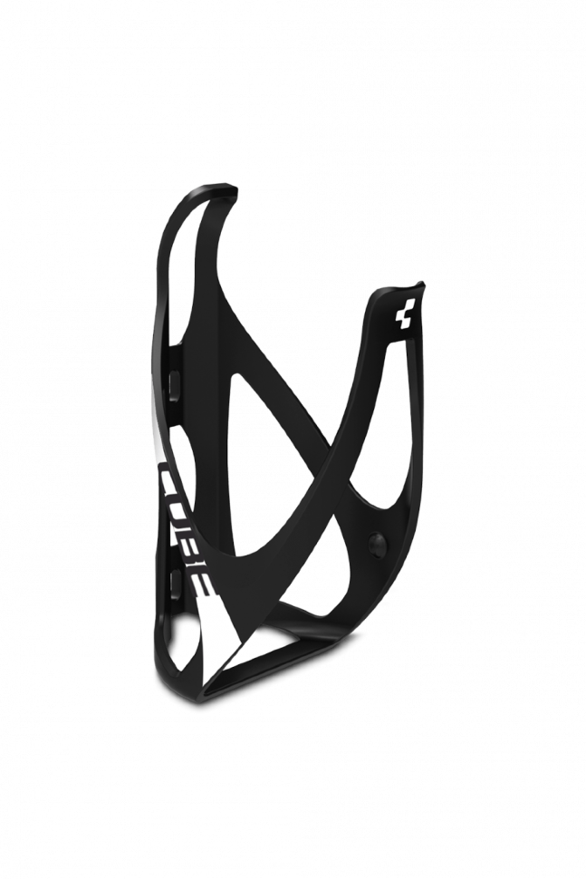 Флягодержатель Bottle Cage HPP matt black´n´white