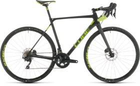 Велосипед Cube Cross Race C:62 Pro (2020) Carbon Green