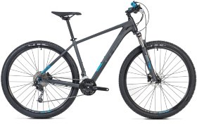 Велосипед Cube Aim SL SE 27.5 (2019) Iridium Blue