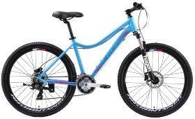 Велосипед Welt Edelweiss 1.0 HD (2019) Matt Light Blue