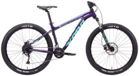 Велосипед Kona Mountain Fire Mountain 2020 Purple