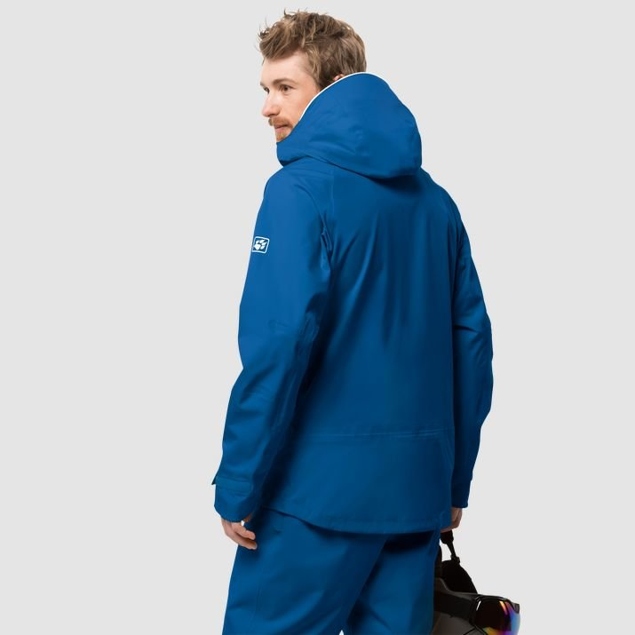 КУРТКА JACK WOLFSKIN EXOLIGHT RANGE JACKET MEN
