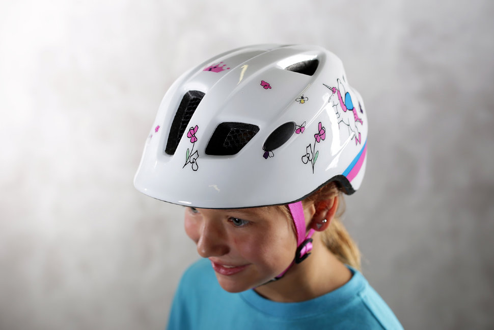 Шлем Cube Helmet Pebble (16132) White Cubie