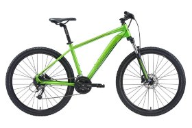 Велосипед Merida Big.Seven 40-D 27.5 LiteGreen/Black