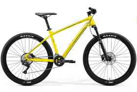 Велосипед Merida Big.Seven 500 (2020) Glossy Bright Yellow Black