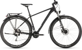 Велосипед Cube Aim SL Allroad 27.5 (2019) Black Silver
