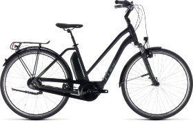 Велосипед Cube Town Hybrid One 400 Lady (2018) Black Frostgreen